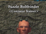 Fuzzle Boltbinder