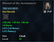 Shroud of the Aeromancer