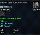 Shroud of the Aeromancer