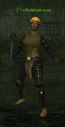 A Darkblade scout (human)