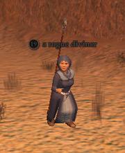 A rogue diviner