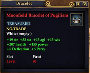 Moonfield Bracelet of Pugilism
