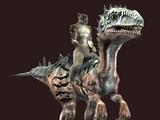 Scaled Mountain Saliraptor