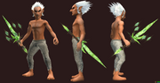 Crystalline Shard of Thudos (Equipped)