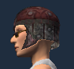Deadwood Leather Helm (Equipped)