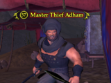 Master Thief Adham