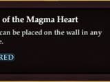 Tapestry of the Magma Heart