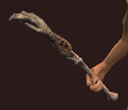 The Hand of Saramyth (Equipped)