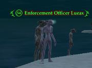 Enforcement Officer Lueax