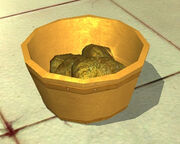 Golden Meat Bucket (Placed)