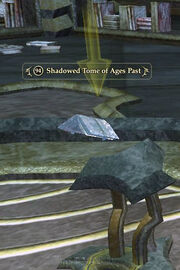 Shadowed Tome Of Ages Past