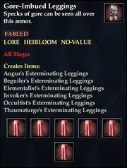 Gore-Imbued Leggings