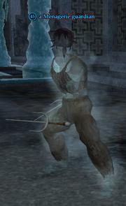 A Menagerie guardian