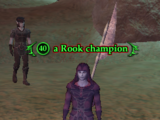 A Rook champion