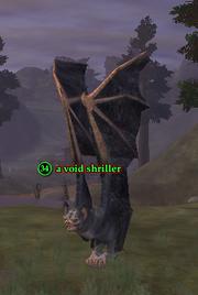 A void shriller