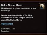 Gift of Nipik's Haven