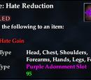 Rune: Hate Reduction
