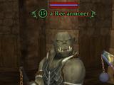 A Ree armorer