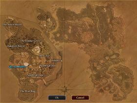 Mariners Bell Map Qeynos