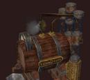 Mechanized Thurgadin Distillery