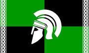 Tfl heraldry flag