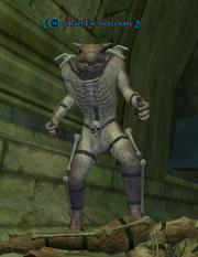 A Raef Ew mercenary