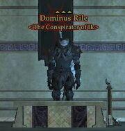 Dominus Rile
