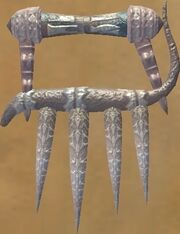 Kobold Runed Claws (Visible)