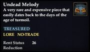 Undead Melody