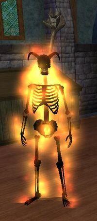 Grim Sorcerer II (Adept)
