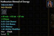 Nathsarian Shroud of Energy