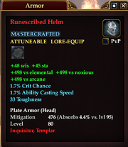 Runescribed Helm