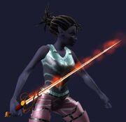 Soulfire Sabre (Visible)