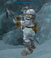 Taskmaster Ru'Grof