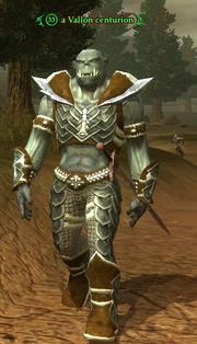 A Vallon centurion