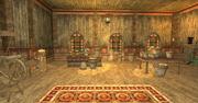 Antonica's House of Pottery interior