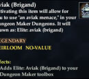 Aviak (Brigand)