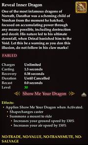 Reveal Inner Dragon
