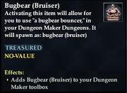 Bugbear (Bruiser)