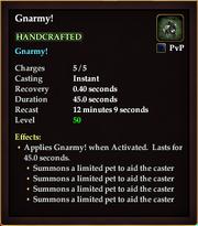 Gnarmy