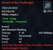 Sword of the Challenger (15)