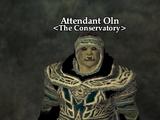 Attendant Oln