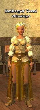 Innkeeper Yeoni