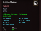 Seething Shadows