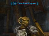 Talonlord Kayzon