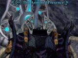The Armored Presence