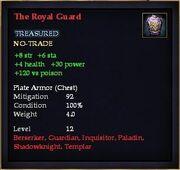 The Royal Guard
