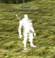 Greenblood bouncer