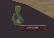 Hypostatic Oil pickup