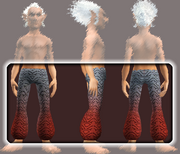 Seraphic Leggings of the Beguiler (Equipped)